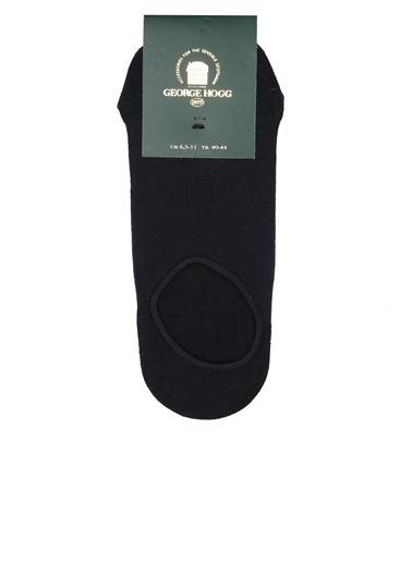 George Hogg 7004373 Bambu 2Li Erkek Çorap Seti Siyah